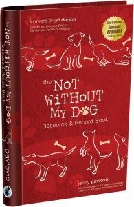 Not Without My Dog Book
