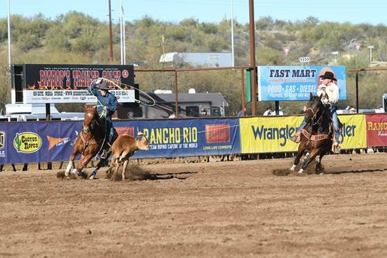 John Samsill, John Samsill Feels Omega Horseshine COMPLETE Helps Him In Today's Ultra-Competitive World of Roping
