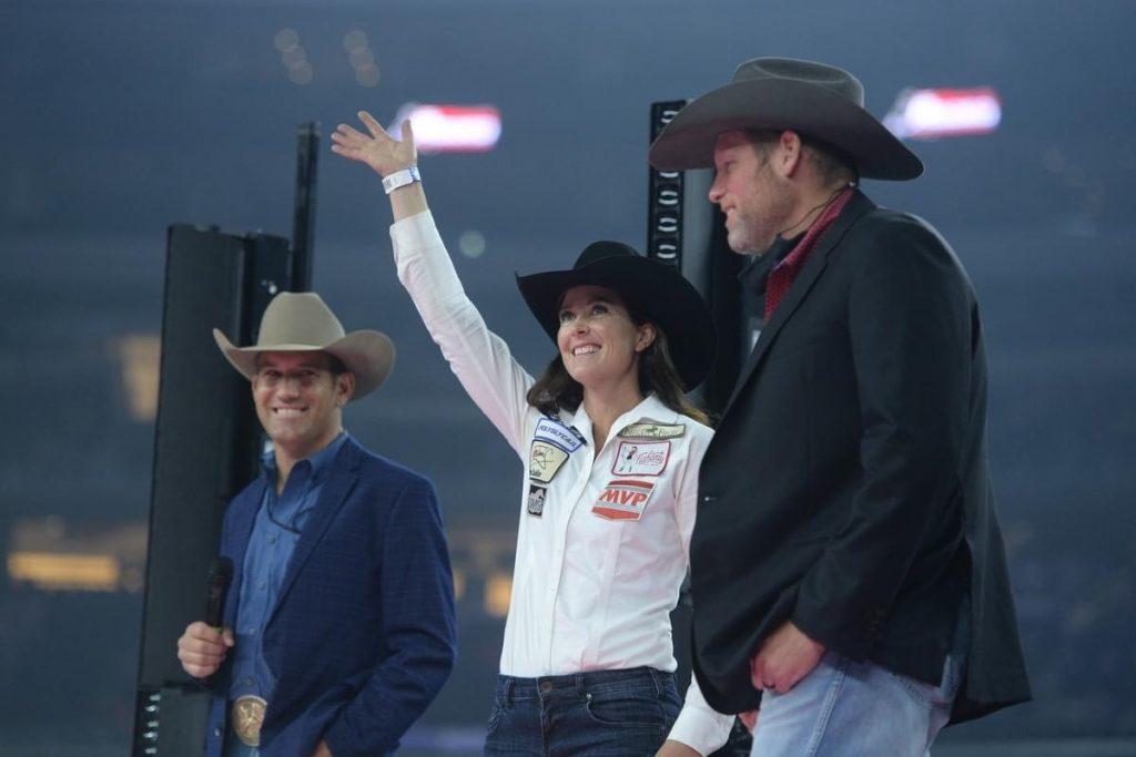 Rodeo World Championship, Omega Fields Spokesperson wins 2020 Women's Rodeo World Championship in Barrel Racing